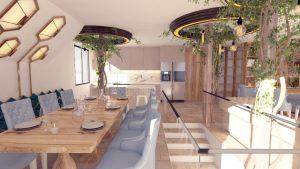 Amenajare living design interior Oradea Cluj